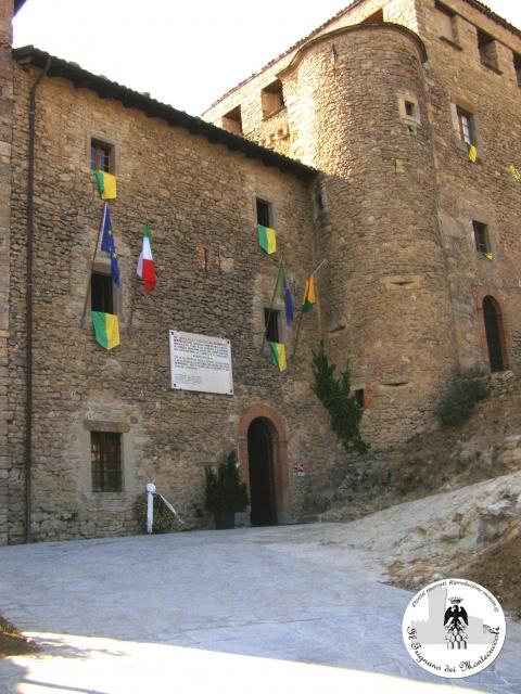 Scorci interni del Castello.