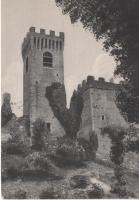 Montecuccolo ottobre 1957 l'edera copre la torre