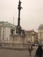 Chiesa Am Hof - Vienna piazza