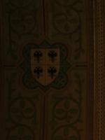 Dettaglio stemma Montecuccoli