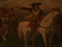 Dettaglio di Raimondo Montecuccoli nella battaglia della Raab 1664