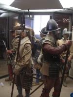 Ricostruzione soldati battaglia della Raab 1664