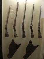 Fucili ed armi battaglia della Raab 1664