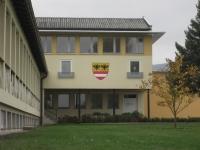 Volksschule di Hafnerbach che ospita il Museo Montecuccoli