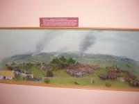 Diorama battaglia della Raab 1664