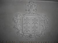 Stemma Montecuccoli chiesa di Hafnerbach