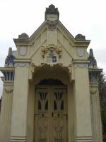 Tomba Montecuccoli Laderchi Hafnerbach