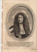 1670 Raimondo Montecuccoli - Gualdo Priorato - Coll. di Paolo Bernardoni