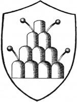 Stemma Montecuccoli 1100 - 1368