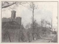 1933 inaugurazione nuova strada