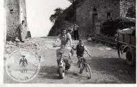 La vita a Montecuccolo negl'anni '50