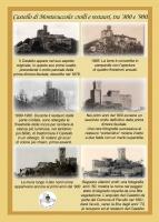 Le varie fasi del Castello di Montecuccolo.