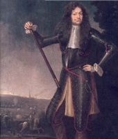 Raimondo Montecuccoli - Ritratto contemporaneo di Elias Greissler (1622-1682) , Heeresgeschichtliches Museum di Vienna