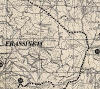 """Mappa """"Territorio e beni..'79"""""""