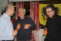 Alessio Bononcini, Giuseppe Ricci e Roberto Amadori.